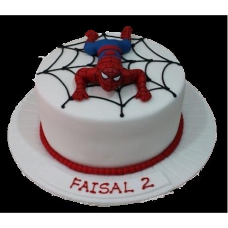 spiderman cake 1 6