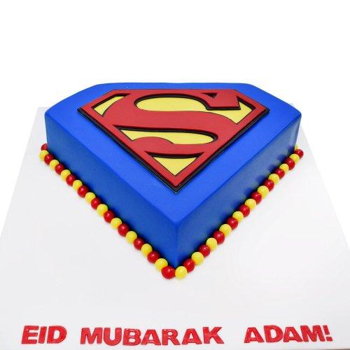 Superman cake 5