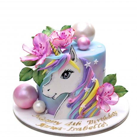 unicorn cake 34 6