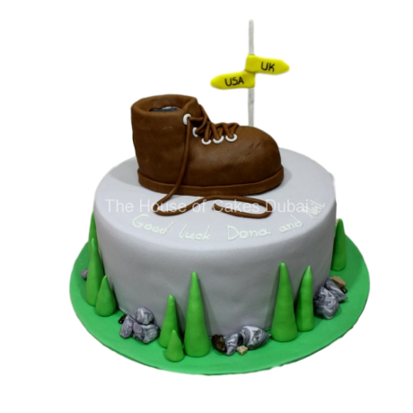 Farewell Cake 1