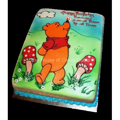 Winnie The Pooh Cake 11