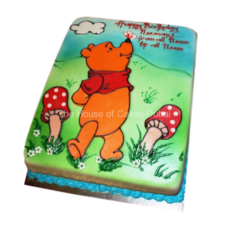 winnie the pooh cake 11 6